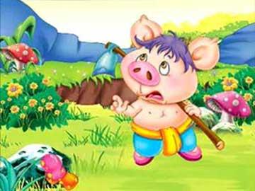 小猪呆呆的故事
