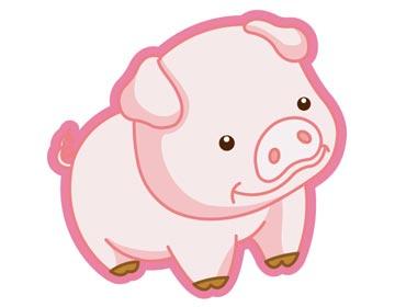 小豬發脾氣