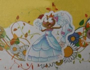 小蟋蟀的花嫁衣