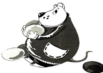 儿童童话故事老鼹鼠七粒儿