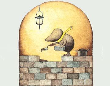 鼴鼠姑娘的故事