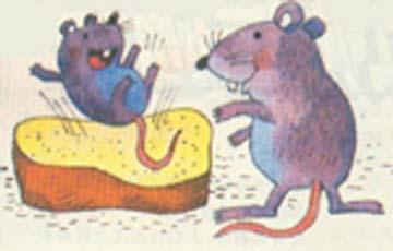 小鼹鼠的面包床