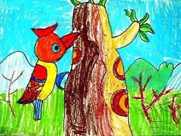 啄木鸟的移动电话
