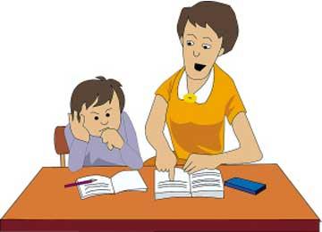 """家长不要充当""""学习拐杖"""""""